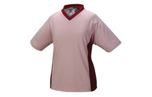 Schwinn Women V-Neck T pink/red